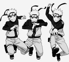 I <3 him so much! Uzumaki Naruto being a cutie #naruto