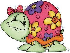 More Pictures - Pets - Picasa Web Albums Child Draw, Turtle Reptile, Art Mignon, Turtle Love, Happy Turtle, Turtle Painting, Cute Turtles, Cute Clipart, Hair Clipart