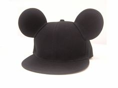 The world's best and most poplar ...... Mickey Mouse Ears Snapback. Smile and say cheese ! MODU presents the first and original Mickey Ears...