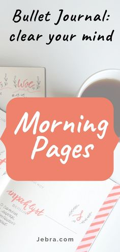 Write out your thoughts and feelings in the morning in a BuJo or other journal. Discover new ways to get the most out of journaling in the New Year.