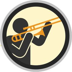 Lifescouts: Trombone Badge If you have this badge, reblog it and share your story! Look through the notes to read other people's stories. Click here to buy this badge physically (ships worldwide). Lifescouts is a badge-collecting community of people who share their real-world experiences.