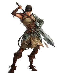 Imperator Furiosa has your back. Fantasy Warrior, Fantasy Rpg, Medieval Fantasy, Female Character Design, Character Concept, Character Art, Character Ideas, Character Reference, Concept Art