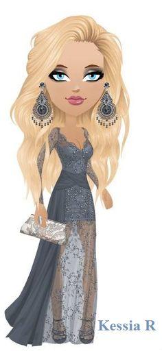 Mall world Serena Vanderwoodsen