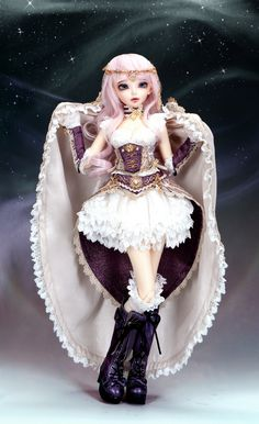FairyLand Chloe Fullset Amethyst outfit. Another fantasy outfit I adore.