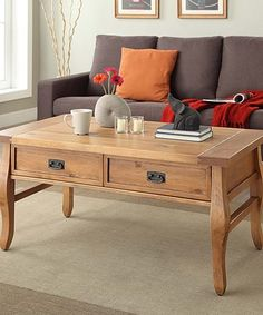 Love this Santa Fe Coffee Table on #zulily! #zulilyfinds