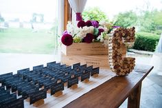Brides: Two West Coasters' Wine-Themed Bash in Newport, Rhode Island