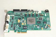 DALSA OR-X4C0-XPD00 Xcelera-CL PX4 Dual Camera Link Frame Grabber Card Video Card, Cl, Things To Sell, Link, Frame, Cards, Ebay, Picture Frame, Maps