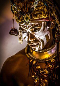 Aztec Jaguar Warrior   by Daniel Mejia on 500px