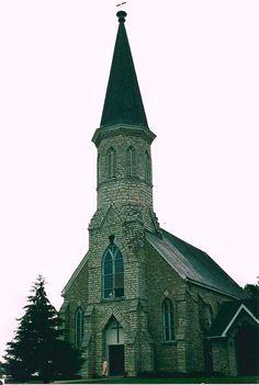 Glenwood Lutheran Church my great grandmothers home parish
