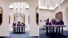 Octium Jewelry store by Jaime Hayón in Kuwait
