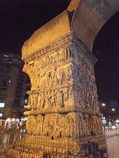 Thessaloniki,,kamara Thessaloniki, Macedonia, Ghosts, Pisa, Greek, Tower, Building, Travel, Beautiful