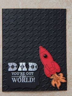 Out of this World by ladybugdesigns - Cards and Paper Crafts at Splitcoaststampers