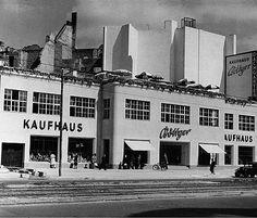 Kaufhaus Böttger Berlin / Kudamm 1950