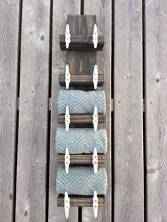 Nautical Boat Cleat Wine Rack Towel Rack By Jmgcouture On