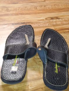 32310a3bf3726f PRE OWNED   MENS HANDMADE LEATHER FLIP FLOPS   by RASTAMAN   MADE IN THE AU