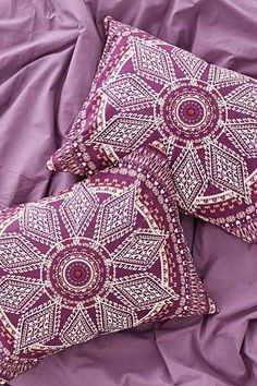 Magical Thinking Petra Geo Medallion Sham Set - Urban Outfitters