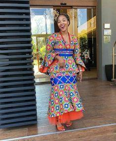 15 Latest Ankara Fashion Styles For Ladies - Dope Outfits 15 Latest Ankara Fashion Styles For Ladies - Dope Outfits. African wear and latest Aso Ebi African Party Dresses, African Dresses For Women, African Attire, African Wear, African Fashion Ankara, Latest African Fashion Dresses, African Print Fashion, African Dress Patterns, South African Traditional Dresses