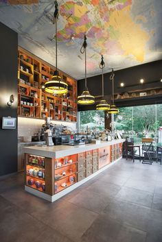 BRUNO COFFEE STORES In Larisa GREECE - Picture gallery