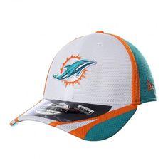 Apoya a tu equipo con la ligera gorra #NewEra 39Thirty Miami #Dolphins. New Era Cap, Miami Dolphins, Hats, Hat, New Era Hats, Hipster Hat, Caps Hats