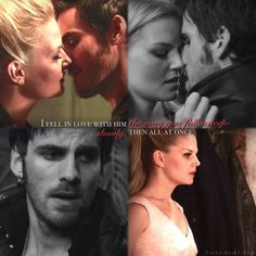 Captain Swan | Then All At Once