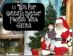 How to Take Better Photos With Santa (and How Not to)