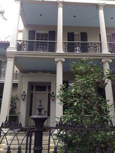 New Orleans Garden District August 2014