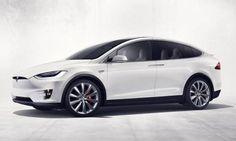 #Tesla #ModelX. Il SUV più veloce ed ecologico di sempre.