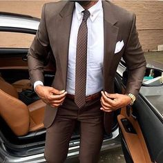 Suit: Yes or No? Tag your best friend.  Follow @WearManStyle for more! DM /  business/shoutouts @wearmanstyle