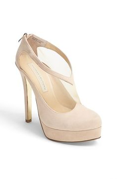 Chinese Laundry Kristin Cavallari 'Letizia' Platform Bootie. Would be great for interview!