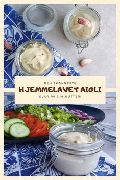 Aioli, Real Food Recipes, Keto Recipes, Pesto, Dips, Grilling, Picnic, Sandwiches, Brunch