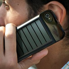 Fancy - Solar iPhone Charging Case by Eaton