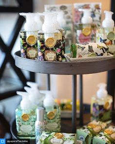posted this beautiful image of both our bar soaps and foaming hand soaps. Love the multi-tiered display, that's a keeper! Hand Soaps, Store Displays, Bar Soap, Beautiful Images, Roots, Flora, It Works, The Incredibles, Gift Ideas
