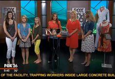 Thrift Shopping on FOX News