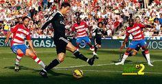 ريال مدريد يهيمن على مبارياته ضد غرناطة
