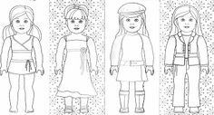 caroline coloring pages - photo#38
