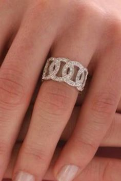The perfect eternity band