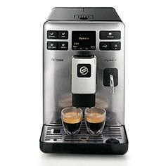 Saeco Energica Focus Superautomatic Espresso Machine (Certified Refurbished) >>> See this great product.