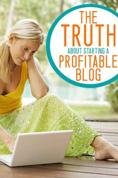 thinking about starting a blog to make money? READ THIS FIRST!