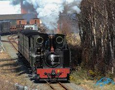 Aberystwyth narrow gauge steam train | Flickr - Photo Sharing!
