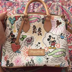 For Sale: Disney Dooney And Bourke Purse for $150