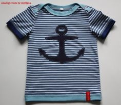 "sewing for boys  shirt ""Ahoi..."" pattern by Ottobre- Bean needs!"