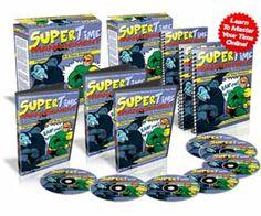 Super Time Management MRR – Video Course