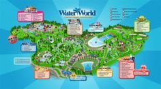 Planning a summer trip or day trip in Denver? Water World in Denver - Top 5 Tips from A MOM