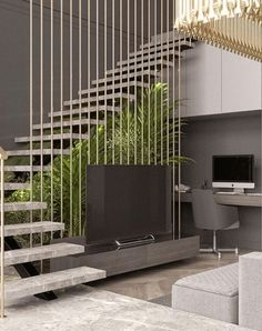 Home Decor and Design 20 Amazing And Innovative Stairs Ideas stairs amazing Decor DESIGN Home Ideas Innovative stairs design Staircase Interior Design, Architecture Design, Home Stairs Design, Railing Design, Modern House Design, Home Interior Design, Modern Stairs Design, Stairs In Living Room, House Stairs