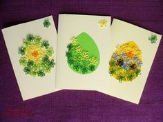 #eastercard #eastercraft #tatting #spring #flowers