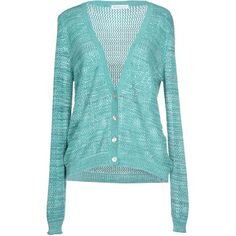 See By Chloé Cardigan ($81) ❤ liked on Polyvore featuring tops, cardigans, light green, colorful cardigans, long sleeve cardigan, cotton cardigan, patterned cardigan and colorful tops