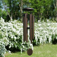 Wind Chime: Corinthian Bells 50 Inch Wind Chime - T516RS