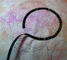 A Passion for Applique: Celtic Applique Hand Applique, Applique Patterns, Applique Quilts, Quilt Patterns, Quilting Tips, Quilting Tutorials, Quilting Designs, Quilting Projects, Celtic Quilt