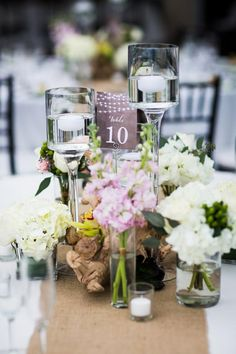 decorer table rustique mariage champêtre