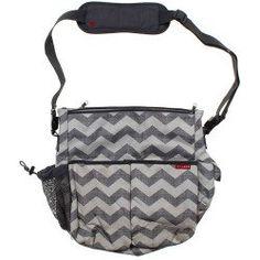 Chevron Diaper Bag